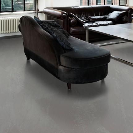 Vinylboden in Betonoptik