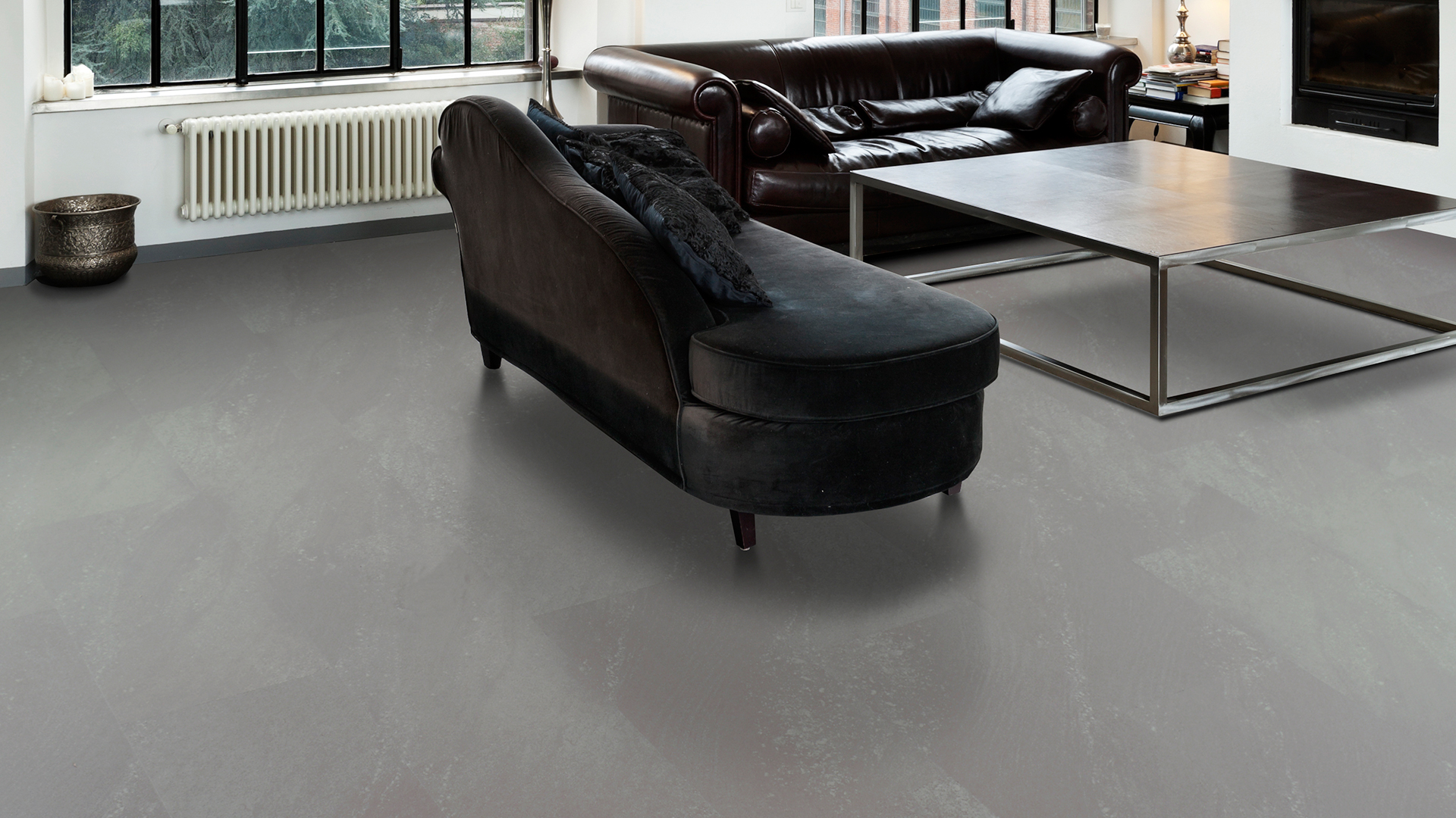 Vinyl Fußboden Betonoptik ~ Vinyl jh parkett