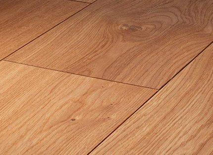 Massivholzdiele design